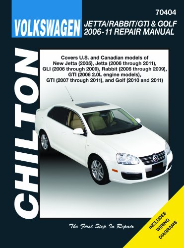 Volkswagen Jetta/Rabbit/GTI & Golf 2006-11 Does Not Include 2005 Jetta (Based on the A4 Platform) or 2006…