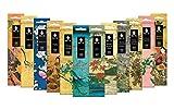 Tierra Zen Koh Do Cajitas, Incienso, Multicolor, 19.5x13.5x5.5 cm, 12 Unidades