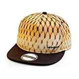 heringsküt Angel Cap I Basecap für Angler Snapback Anglerkappe Unisex I One Size 56 cm – 62 cm,...