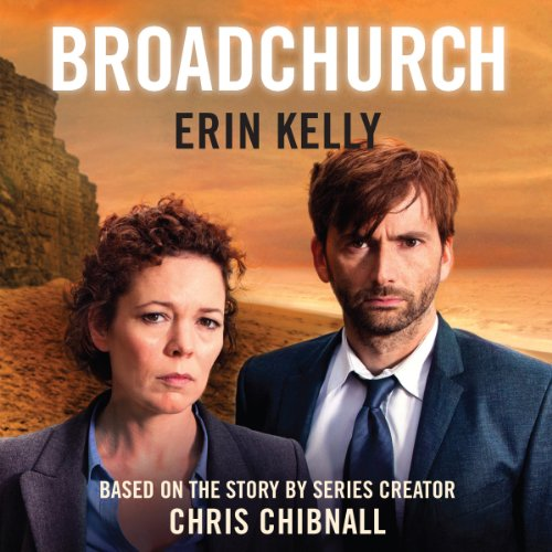 Broadchurch audiobook cover art