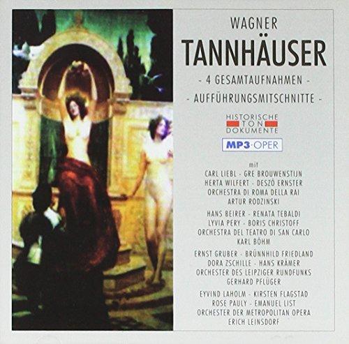 Tannhäuser-Mp3 Oper