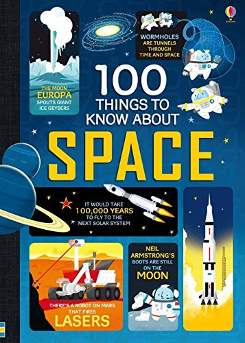 100 Things to Know About Space [Hardcover] Howard Hughes
