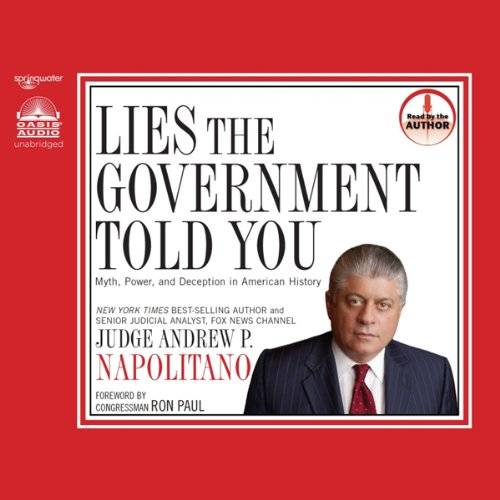 Lies the Government Told You audiobook cover art