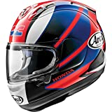 Arai Corsair-X CBR Adult Street Motorcycle Helmet - Red/Blue/Medium
