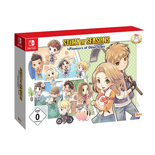 Story of Seasons: Pioneers of Olive Town | Deluxe Edition