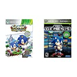 Sonic Generations (Platinum Hits) - Xbox 360 & Sonic's Ultimate Genesis Collection (Platinum Hits) - Xbox 360