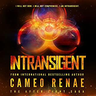 Intransigent audiobook cover art