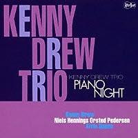 Piano Night by Kenny Drew Trio (2013-10-15)