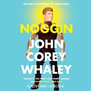 Noggin audiobook cover art