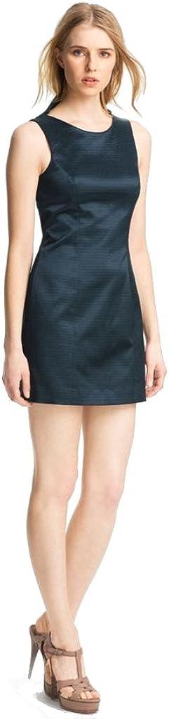 Theyskens' Theory Drew Fwide Sheath Dress in Black - Size 4