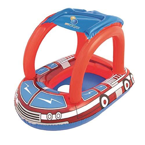 Bavaria Home Style Collection- Wasserspass / Kinder Boot Kinderboot Schlauchboot Pool Feuerwehr - ideal für den Pool oder See