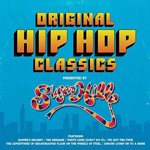 Original Hip Hop Classics Presented by Sugar Hill Records (2-LP) [Vinilo]