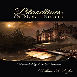 Bloodlines: Of Noble Blood cover art