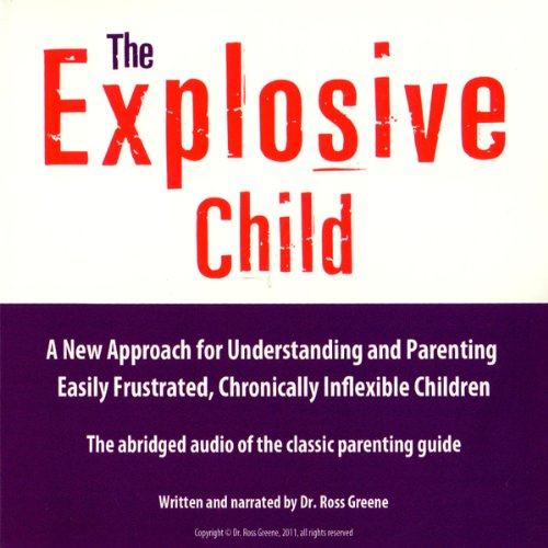 The Explosive Child cover art
