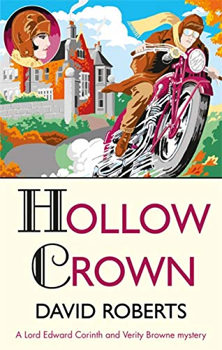 Hollow Crown: David Roberts (Lord Edward Corinth & Verity Browne, Band 3)