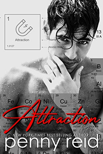 ATTRACTION: Bad Boy New Adult Romance (Hypothesis Series Book 1) (English Edition)
