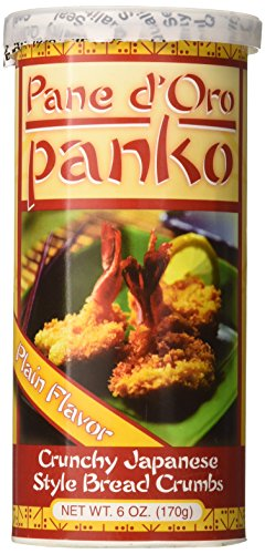 Pane D' Oro Japanese Panko Bread Crumbs 6oz