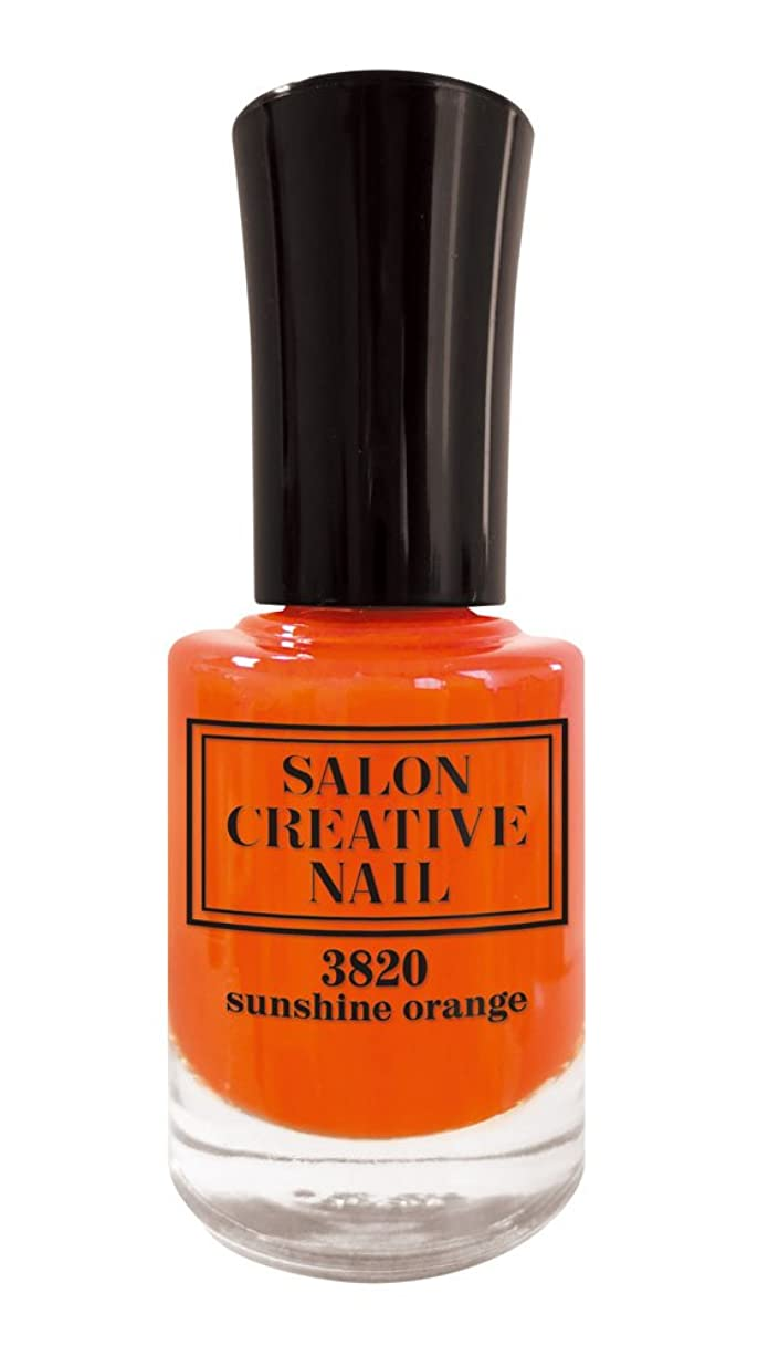 ブラザータバコ赤字ビューティーワールド サロンクリエイティブネイル サンシャインオレンジ SCN3820