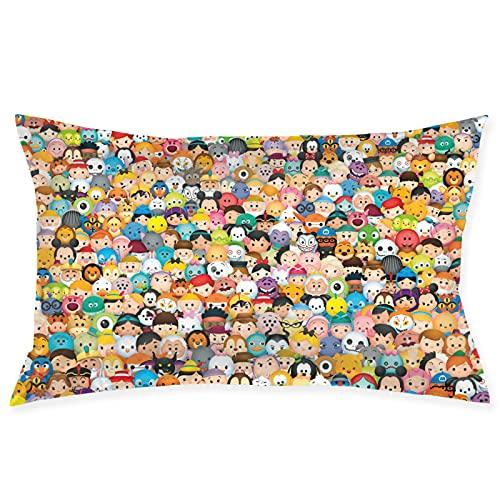 Toy Story Spring Almohadas, espuma de memoria, almohada de sueño profundo, funda de tencel con muelles de bolsillo, almohada, firme, perfecto para cuello/hombro