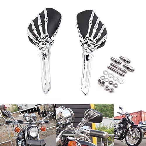 B Baosity Motorrad Kotfl/ügel Schutzblech Spritzschutz f/ür Yamaha Virago 250 Virago 535 Virago 750 Virago 1100