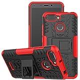 Jhxtech Xiaomi Redmi 6A Case, Redmi 6 Cases, [Kickstand]