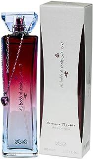 Rasasi Al Hobb Al Abadi Oriental Perfume for Women Eau de Parfum 100ml