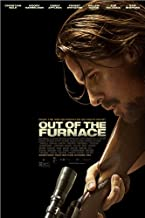OUT OF THE FURNACE (2013) Original Authentic Movie Poster 27x40 - Dbl-Sided - Christian Bale - Zoe Saldana - Woody Harrelson - Sam Shepard