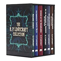 The H. P. Lovecraft Collection: Slip-Cased Edition (Arcturus Collector's Classics, 3)