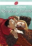 Roméo et Juliette - Texte Abrégé - Livre de Poche Jeunesse - 08/09/2010