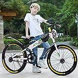 Kids Mountain Bike Bicycle for Age 8-12,20''...