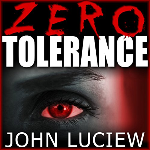 Zero Tolerance audiobook cover art