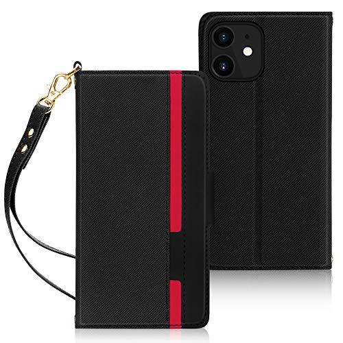 iPhone12 Mini ケース アイフォン12 ミニ ケース 5.4インチ 対応 FYY ハンドメイド 高級PUレザー 手帳型 軽量 薄型 カード収納 スタンド機能 サイドマグネット ストラップ付き ワイヤレス充電対応 耐衝撃 スマホケース 2020年