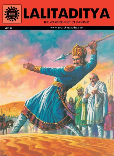 The Legend Of Lalitaditya (690) (Amar Chitra Katha)