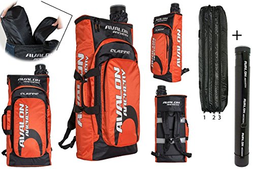 SIEBERT Bogenrucksack Avalon orange