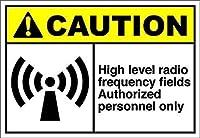 ベアライブワイヤーの危険性 メタルポスタレトロなポスタ安全標識壁パネル ティンサイン注意看板壁掛けプレート警告サイン絵図ショップ食料品ショッピングモールパーキングバークラブカフェレストラントイレ公共の場ギフト