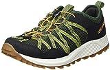 Merrell Wildwood Aerosport, Zapatillas para Caminar Hombre, Verde (Lichen), 41 EU