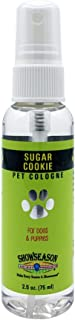 SHOW SEASON ANIMAL PRODUCTS 1 Sugar Cookie Pet Cologne 2.5 oz for Dogs