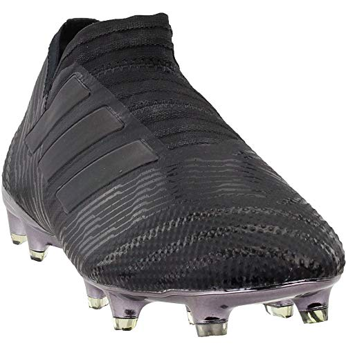 adidas Nemeziz 17+ Men's Firm Ground Soccer Cleats (9.5 D(M) US) Black