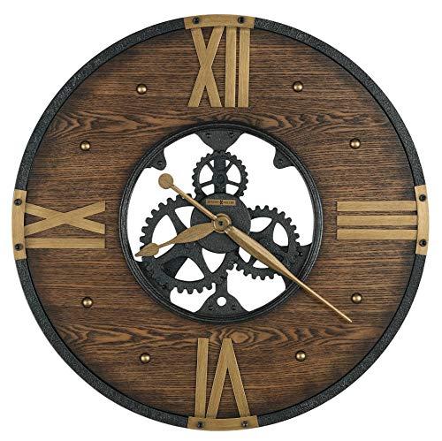 relojes de pared de forja de la marca Howard Miller