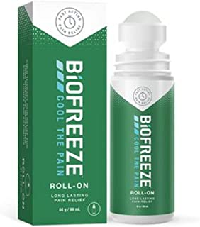 Biofreeze Roll On 89ml (Pack of 2