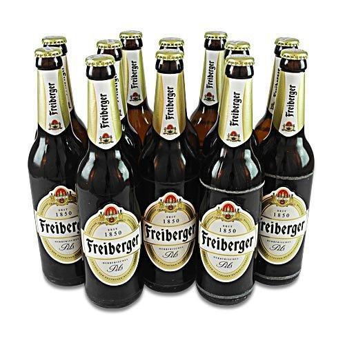 Freiberger Pils (12 Flaschen à 0,5 l / 4,9% vol.)