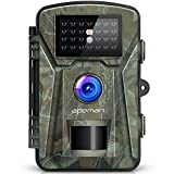 "Best Cheap Trail Cameras - APEMAN Trail Camera 16MP 1080P 2.4"" LCD Game&Hunting Review"