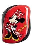 Tangle Teezer Compact Styler, Disney Minnie Mouse, papel de pared, color rojo