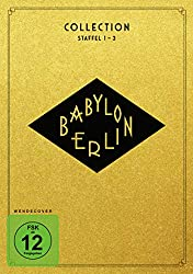 Anzeige Amazon - Babylon Berlin - Staffeln 1-3 Collection - DVD