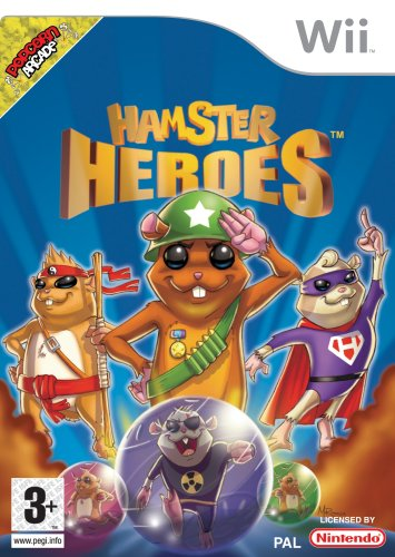 Hamster Heroes [import anglais]