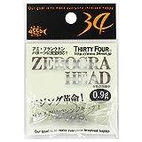 34 ZEROGRA HEAD 0.9g