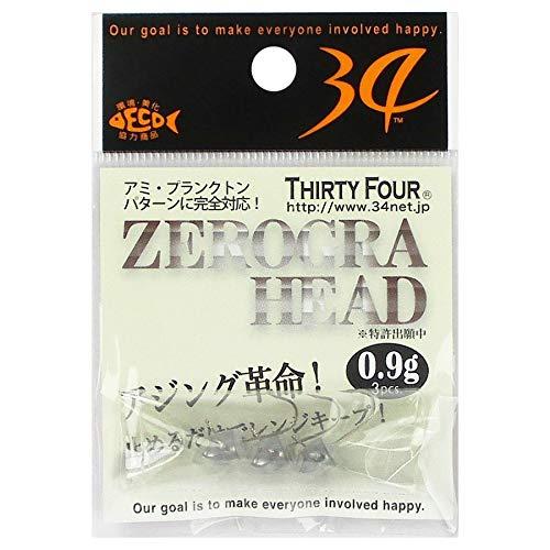 34 ゼログラヘッド
