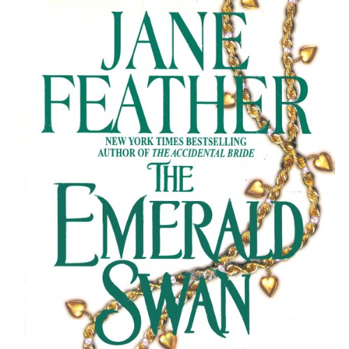 The Emerald Swan audiobook cover art