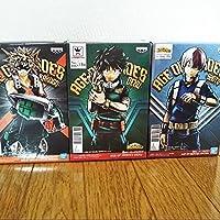 3体セット ヒロアカ フィギュア age of heroes