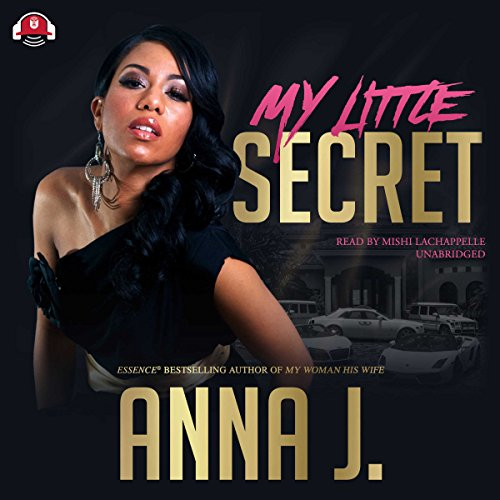 My Little Secret audiobook cover art